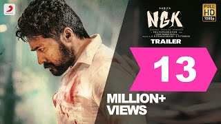 NGK - Official Trailer Tamil   Suriya, Sai Pallavi, Rakul Preet   Yuvan Shankar Raja   Selvaraghavan