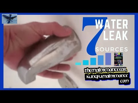 Seven Most Often Sources Of Water Leaks In Bathtubs