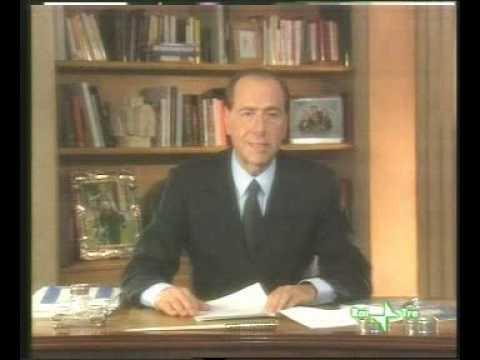 Berlusconi scende in campo – 1994