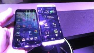 HTC Butterfly vs. HTC One - Quick Look