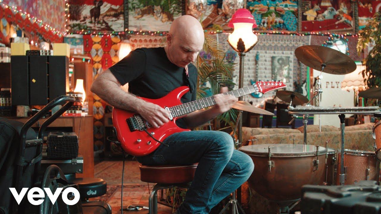 "Joe Satriani - ""Nineteen Eighty (Teaser)""映像を公開 新譜「Shapeshifting」2020年4月10日発売予定 thm Music info Clip"