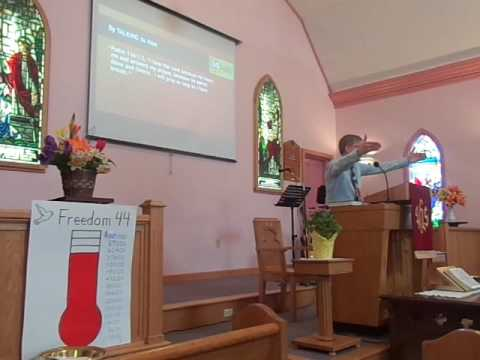 Norton Baptist Sermon May 22nd 2016