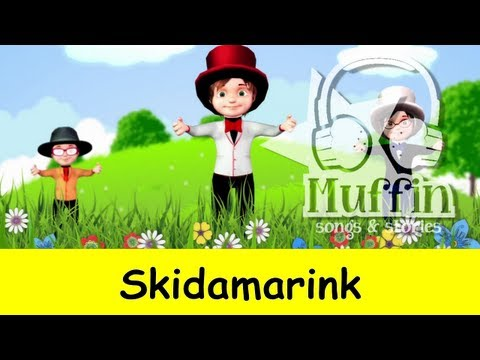 Muffin Songs - Skidamarink | nursery rhymes & children songs with lyrics