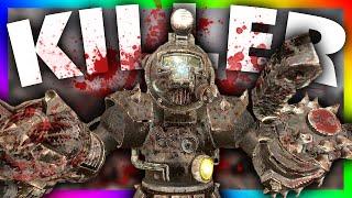 KILLER ROBOT INVASION?!?! | Gmod Robot Apocalypse