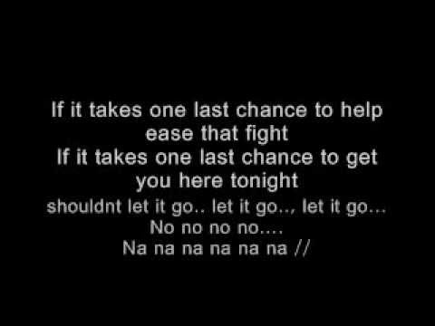 Dawn Jay- Last Chance (lyrics on screen)