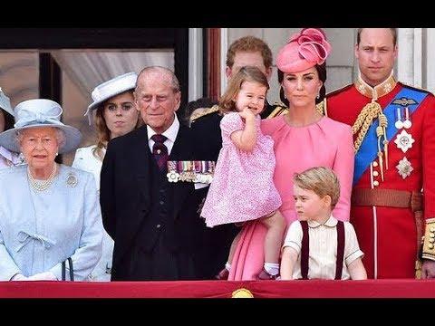 Кто есть кто в королевской семье Великобритании