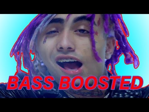 ESSKEETIT but every time Lil Pump says esskeetit its BASS BOOSTED 500%
