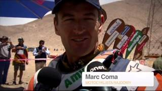 ORLEN Team  Dakar 2015: stage 9
