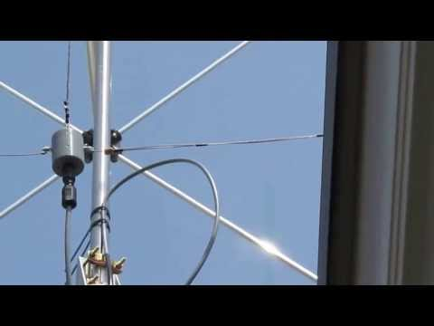 2 Element Cubical Quad Antenna for 6m band