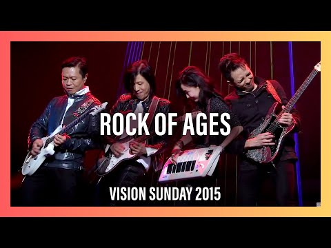 Ncc Vision Sunday 2015 Special Item - Rock Of Ages video
