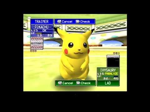 Mupen64 Plus AE Emulator 2.4.4 for Android   Pokémon Stadium [720p HD]   Nintendo 64