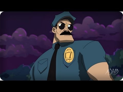 AXE COP WONDERCON TRAILER | ADHD