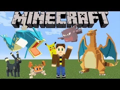 Pixelmon Minecraft Pokémon Mod Spotlight