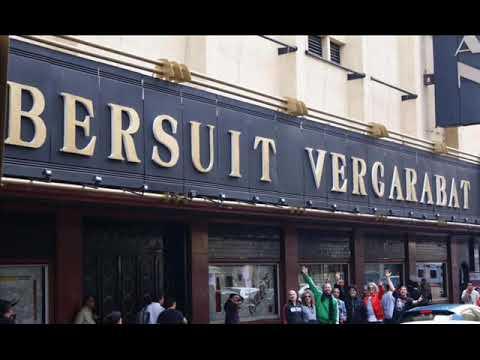 Bersuit Vergarabat - Cuatro vientos (con letra)
