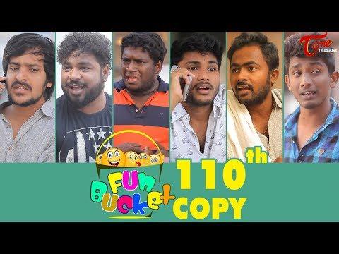 Fun Bucket   110th Episode   Funny Videos   Harsha Annavarapu   Telugu Comedy Web Series thumbnail