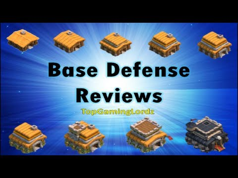 BEST Clash Of Clans Defense - Town Hall 5 Farming Base