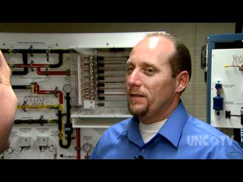 NC NOW | Advanced Manufacturing @ South Piedmont Community College | UNC-TV
