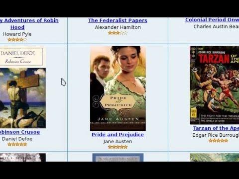 Download Free Ebooks - 5 Best Sites