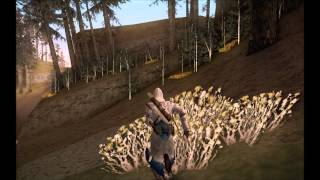 GTA San Andreas - Assassin's Creed III Mod HD