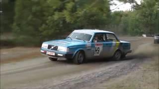 Lausitz Rallye 2017 FIA Historic Rally Championship