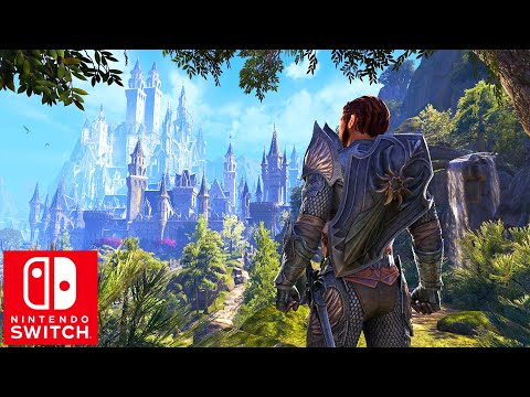 TOP 25 ACTION RPG Games on Nintendo Switch !