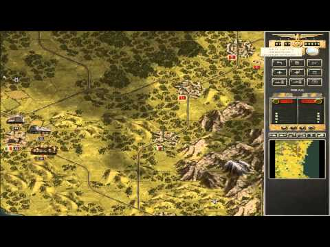 Let´s play Panzer Corps: Etna Linie Süde (Grand Campaign West 42-43)