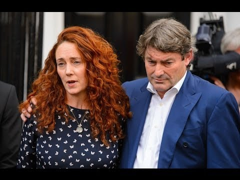 Rebekah Brooks: 'I Feel Vindicated' After Being Cleared Of Phone Hacking