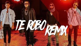 Video Te Robo (Remix) Gigolo & La Exce