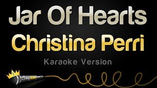 Christina Perri Jar Of Hearts Karaoke Version