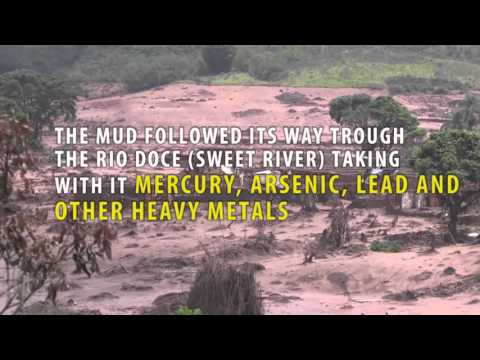 Brazilian FUKUSHIMA - Rio Doce Disaster