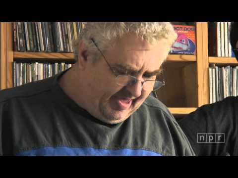 Daniel Johnston: NPR Music Tiny Desk Concert
