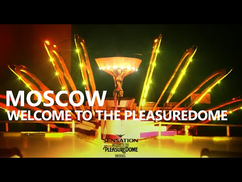 Post event movie Sensation Russia 2016 'Welcome to the Pleasuredome' presented by Sensationmodel