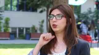 TÜBİTAK projesi sahibi Fuyla Çalman projesinin aşamalarını anlattı