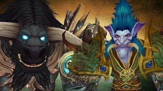 UNSERE WOWOCHE #3 | World of Warcraft Talk / Podcast - Lootsystem, Neulinge & Tieralarm