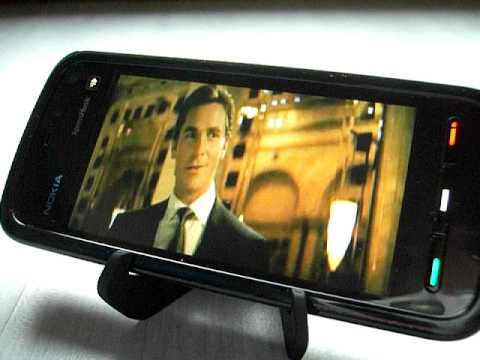 Batman: The Dark Knight on the Nokia 5800 XpressMusic
