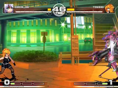 MUGEN : Pre to Pummeling 2 Chris GB vs Toushi
