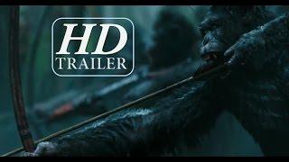 El Planeta de los Simios:  La Guerra (2017) | Official Trailer HD #1 Subtitulado | Cineufóricos