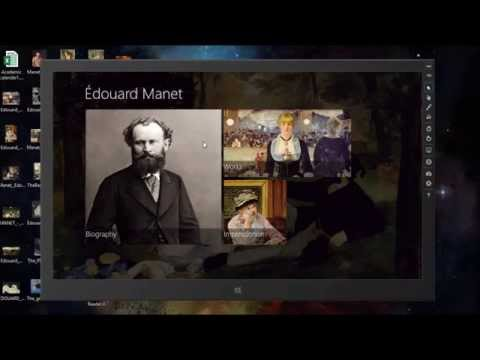 Édouard Manet [ Luca Leone - MobSoul - Windows 8 ]