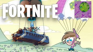 Video Games (+ FORTNITE!) Portrayed by Fairly OddParents