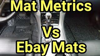 MAT METRICS VS Ebay diamond mats