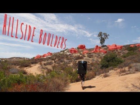 Rock Climbing - Climbing Guide Video - Santee Boulders - Overview