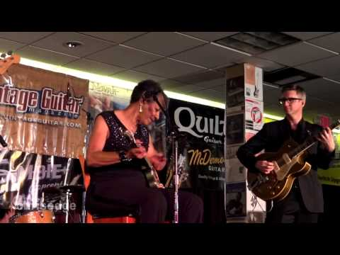 HD - 2013 Guitar Geek Festival - Barbara Lynn - We Got A Good Thing Goin' w/ HQ Audio - 2013-01-25