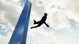 Spider Man PS4 Traversal Suit Transition - Part 2