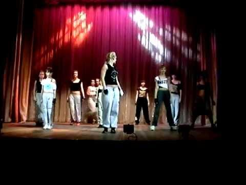 Танцы в Пушкино: студия Айседора - Hip-Hop (дети 8-13 лет)