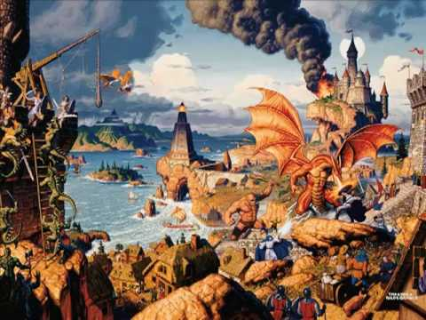 Ultima Online Official Theme Music - Trinsic