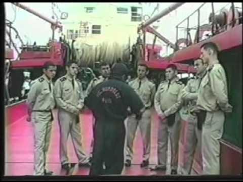 ENAMM - Escuela Nacional de Marina Mercante ( Cortometraje 2000)