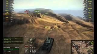 World of Tanks. Летучий француз)