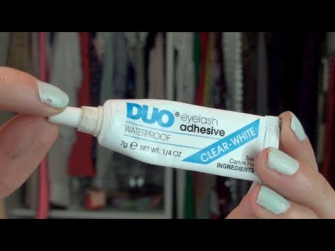 Duo Lash Glue Review - Quickies