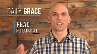 Overcoming Your Obstacles - Daily Grace 400