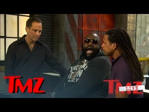 Rick Ross -- I Might Riot Too If I Were in Ferguson ... 'Cause Darren Wilson Is a LIAR!